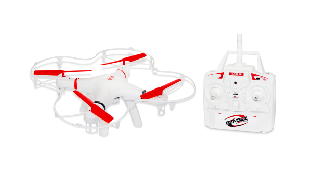 Looking for a Drone ? we have just done  the first flight with X-Bladez Vision