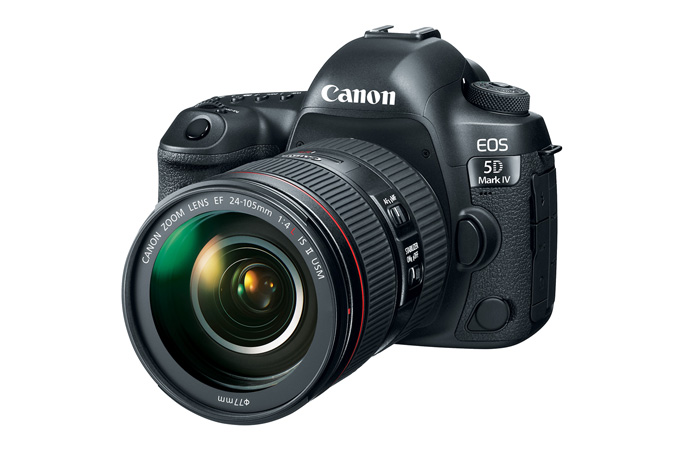Canon 5d Mark IV