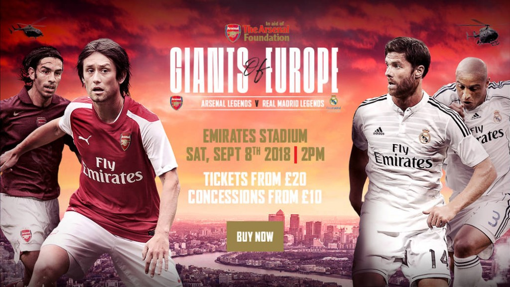TCA_Arsenal Legends 2018_Editorial Image_Final