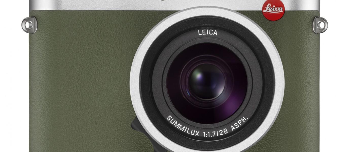 Leica Q 'Khaki'