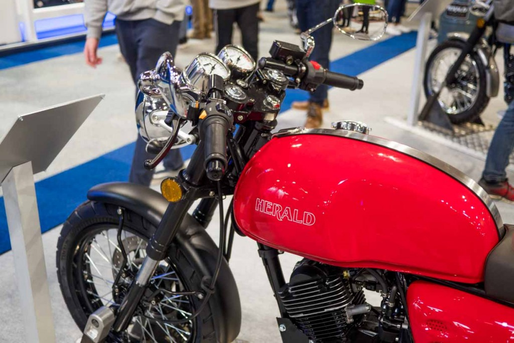 17/11/18 Arch Motorcycle seen at Motorcycle Live NEC Arch Motorcycle is Keanu Reeves motorbike company - Credit Glamourstock